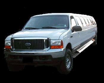 KC Ford Excursion Limo | Our Newest Edition - The Ford Excursion Limousine
